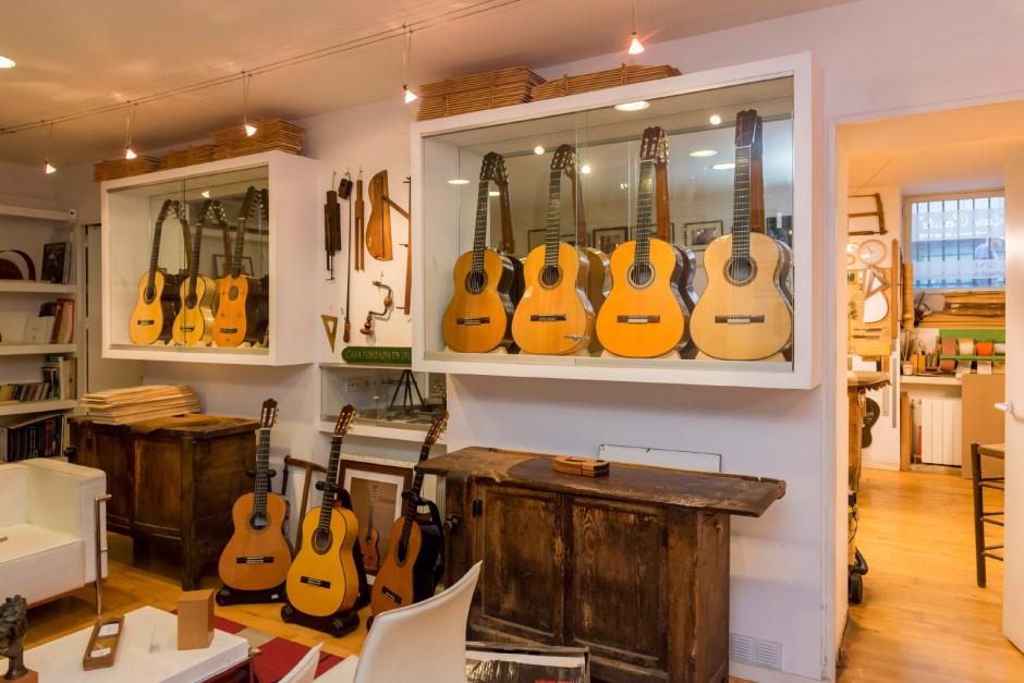 Guitarras Felipe Conde