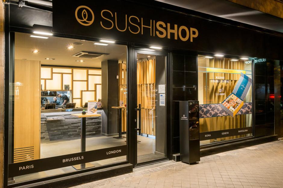 Tienda Sushi Shop Paseo de la Habana