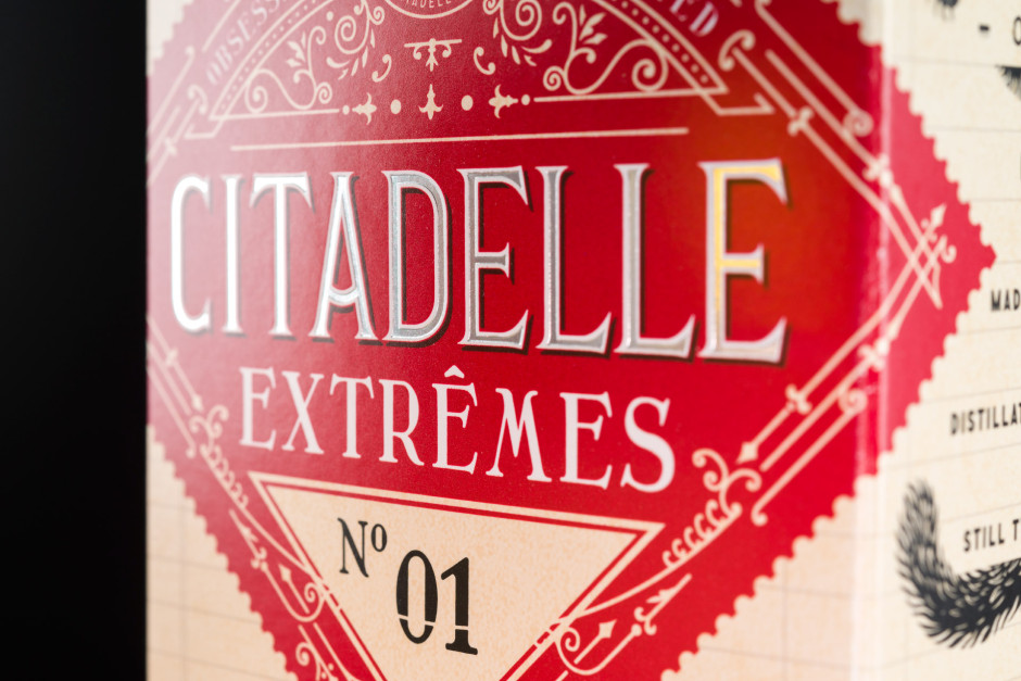 Citadelle Old Tom Gin